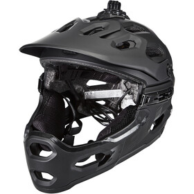 Bell Super 3R MIPS Helm matte black/gray